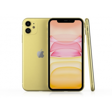 iPhone 11 Yellow 128GB LL Chưa Active